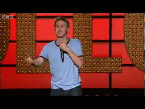 Russell Howard's 'What Next?' brigade - Live at the Apollo - BBC