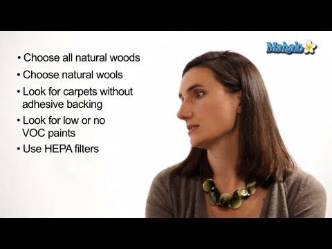 Top 5 Ways to Rid Your Life of Chemicals/Toxins: Green Home-Design (Part 5 of 5)