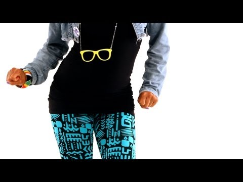 How to Rock Your Hips | Hip Hop Dance Moves
