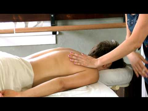 How To Give a Back Massage, Jen Hilman Relaxing Swedish Techniques | Austin Massage Therapist