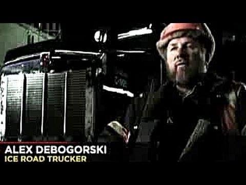 Truckers on Alaska