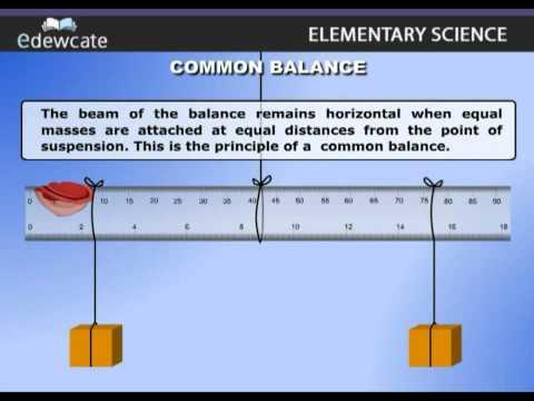 common balance