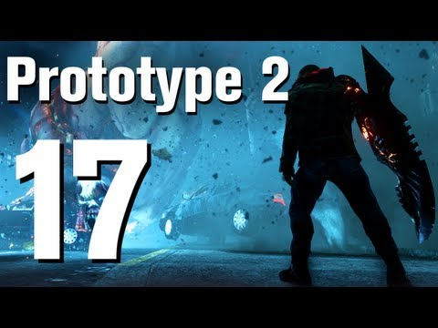 Prototype 2 Walkthrough Part 17 - The Airbridge 1 of 2 [No Commentary / HD / Xbox 360]