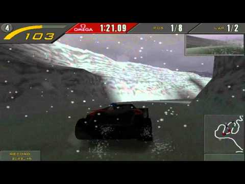 Need For Speed II SE - Mystic Peaks (HD)