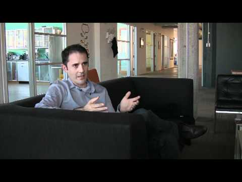 Designing Media: Ev Williams