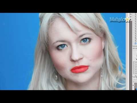 Enhance Make-Up - Photoshop Tutorial