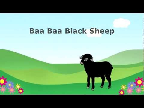 Baa Baa Black Sheep ***