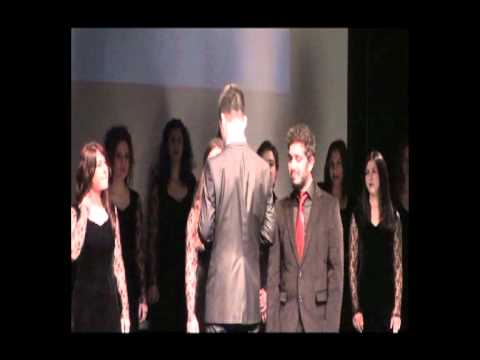 TEDxRobertCollege - Bogazici Classical Choir - Musical performance