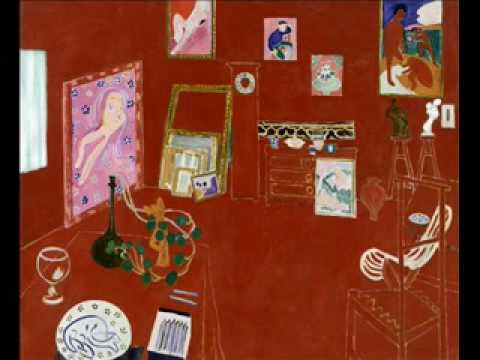 Henri Matisse, The Red Studio, 1911