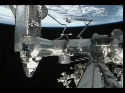 Farewell, Undocking & Flyaround Highlight Day in Space