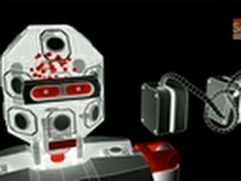 Sci Fi Science- Building a Robot