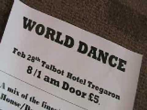 Dance event Tregaron Talbot hotel &  Fun run Aberystwyth