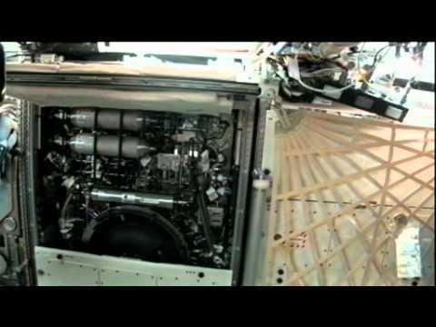 ISS Update - Oct. 12, 2011