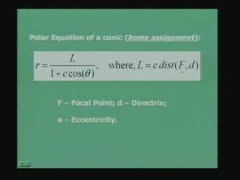 Lecture - 36 Curve Representation