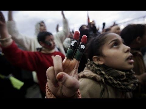 World Powers Seek Unity in Response to Gadhafi's Crackdown