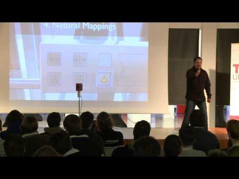 TEDxUHasselt - Jan Borchers - Making Things Usable