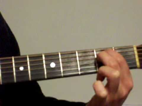 Easy chord changes