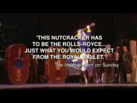 Trailer: The Nutcracker (Tchaikovsky)