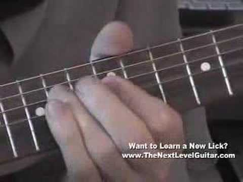 Guitar Instruction doublestops part 2