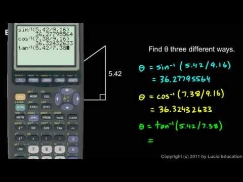 Algebra 2  11.07i - Examples 7 - 8