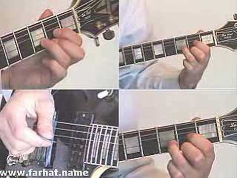 Stairway to heaven - Led Zeppelin Part 3.1 www.Farhatguitar.com