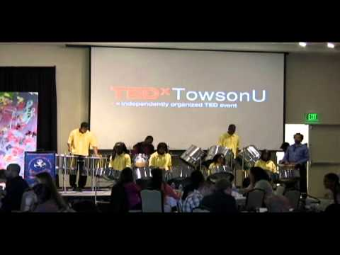 TedxTowsonU-St. Veronica's Youth Steel Orchestra