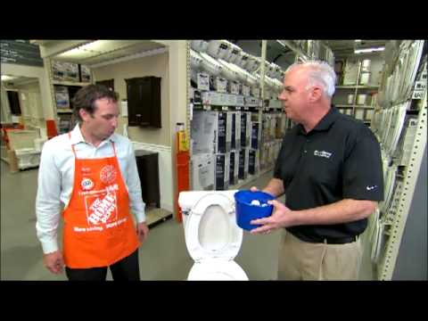 American Standard Champion 4 Max Toilet Demonstration