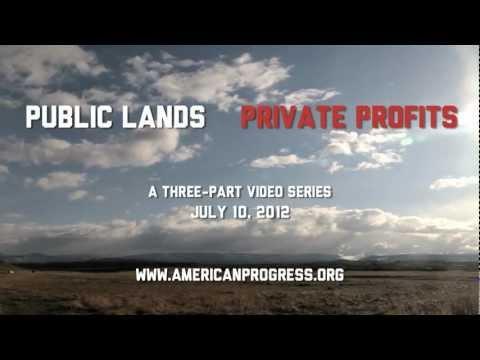 Series Preview: Public Lands, Private Profits
