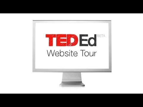 TED-Ed Website Tour