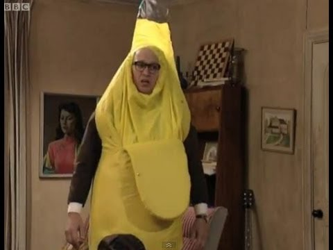 Halloween Banana - Bottom - BBC