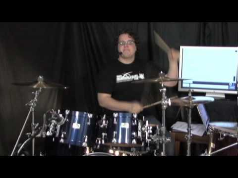 Rock Drum Play-Along #8 - Yuca - Dave Atkinson