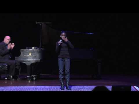 TEDxNASA - Jamia Simone Nash - 11/20/09