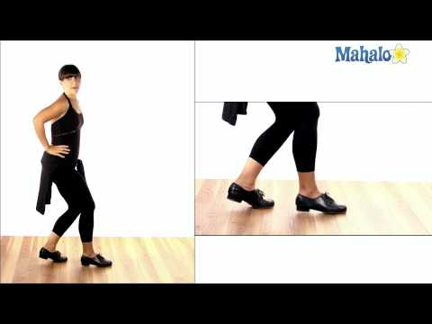 How to Tap Dance: Advanced Flap Heel Turn