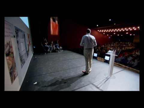 TEDxEdges - Marc Rechter - Catching the Wave - from Sea to Solar