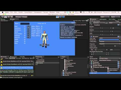 147. Unity3d Tutorial - Repeat Buttons
