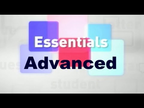 Essentials #07 (Advanced)