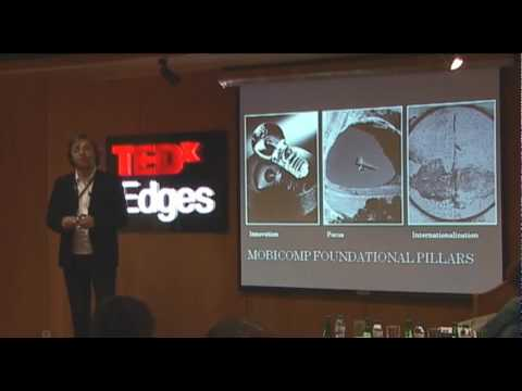 TEDxEdges - Carlos Oliveira - The Art of Growing a Start-up