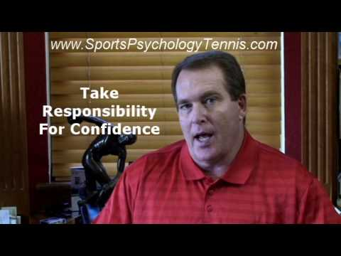 Tennis Confidence Video 6: Taking Control of Your Tennis Confidence