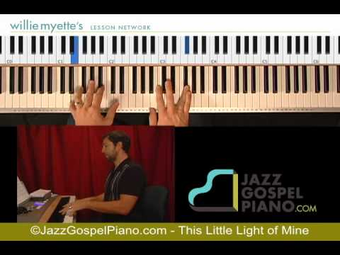 This Little Light of Mine - Lick #3
