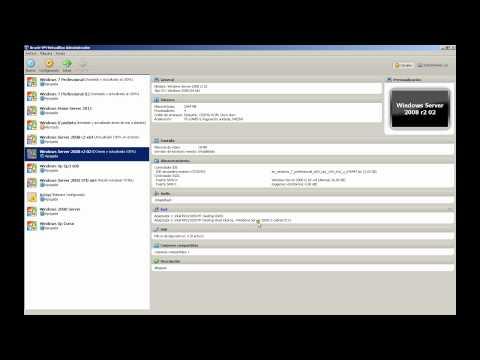 9. Configuración - Opciones de red