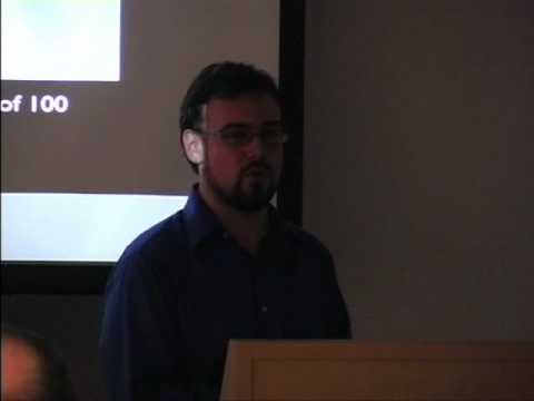 Ruby Meet Up 8/13/09: Interfaces and the Future of Ruby