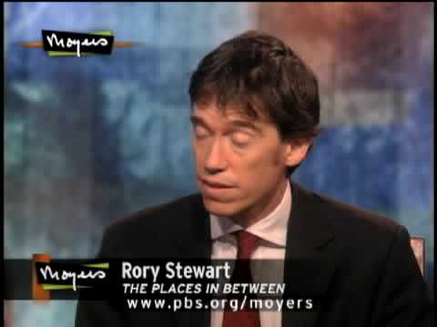 BILL MOYERS JOURNAL | Rory Stewart | PBS