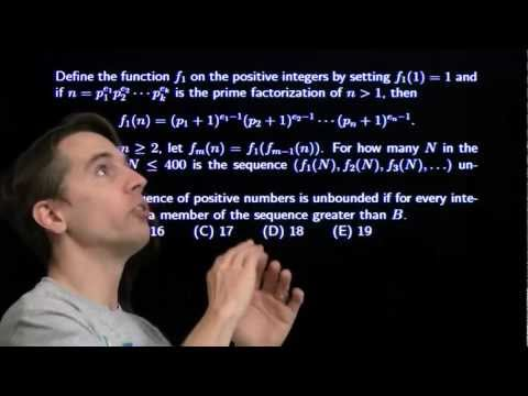 Art of Problem Solving: 2012 AMC 12 B #24