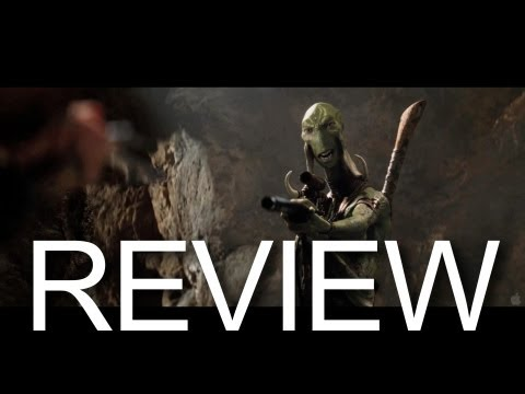John Carter Trailer Review