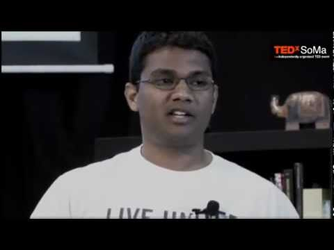 TEDxSoMa - Amit Garg - Technology + Community = Change