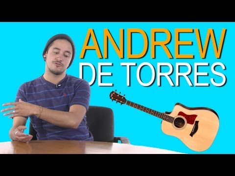 Is There Any Pressure to Present Yourself in a Good Light - Andrew de Torres