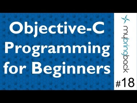 Learn Objective C Tutorial 1.18 Do While