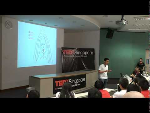 TEDxSingapore - Coleman Yee - The Princess, the Witch,  and the PowerPoint