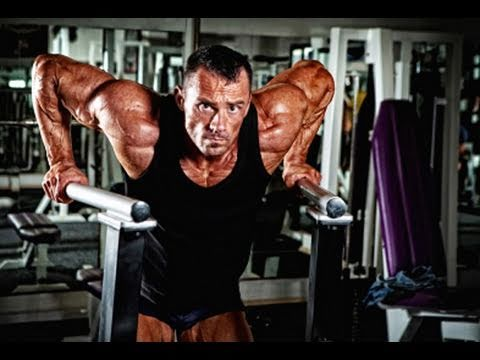 Advanced Triceps Home Workout ( Build Big Triceps Fast!)