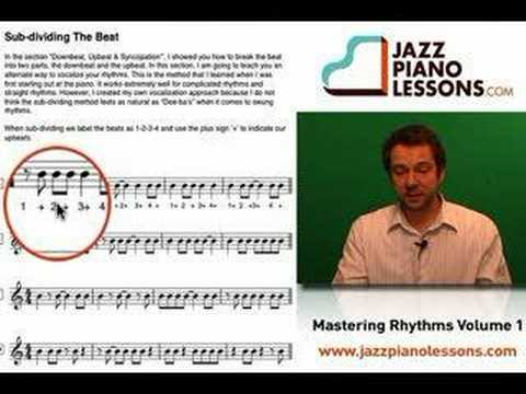 Mastering Rhythms Volume 1 - Learn Rhythm